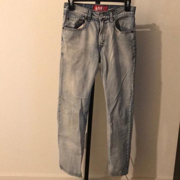 Levi's Denim - Levi's Slim Straight Jeans